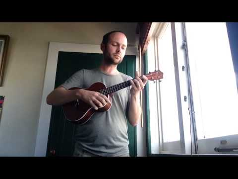 Starlings - Elbow (Ukulele Cover)
