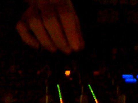 Dj Scratchy Steve performing SCRATCHING @ JI CLUB