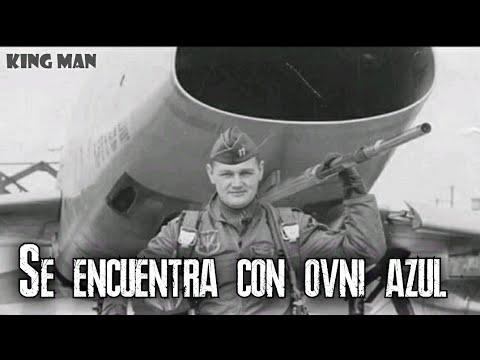 Ovni en Treviso el caso Cecconi, encuentro entre avión de combate y OVNI tubular azul