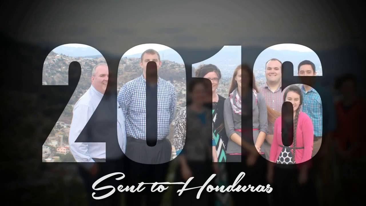 SENT to Honduras 2016 - YouTube