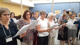 My Pop Choir   Lawrence Park Fall 2019 Session