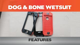 What's With The Dog & Bone Wetsuit Waterproof Iphone Case?