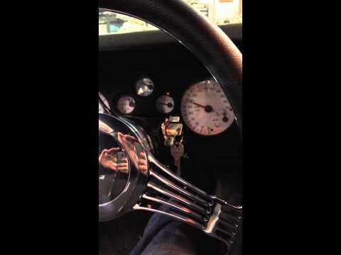 Z28 Camaro Interior Sound Of Pypes M-80 Race Pro Muffler.