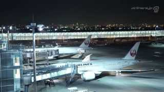 【α7s】 羽田夜景 - Tokyo International Airport (Haneda) Night View -