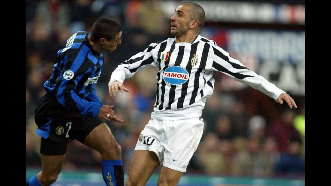 04/02/2004 - Coppa Italia Semi-final first leg - Juventus-Inter 2-2 -  YouTube