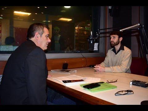 Gabriel Burgués - Entrevista en Radio Palermo