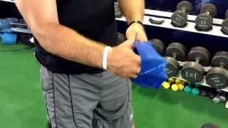 Band Hand Extensor Exercises