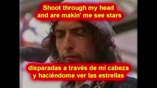 BOB DYLAN - IDIOT WIND (VIENTO IDIOTA) - ESPAÑOL/ENGLISH