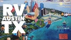 RV TEXAS: HIKED TO HAMILTON POOL, WEST CAVE PRESERVE & AUSTIN, TX | RV AMERICA | EP 33