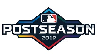MLB 2019 Postseason Highlights