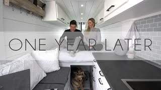 VAN TOUR   WHAT WE'VE CHANGED AFTER A YEAR