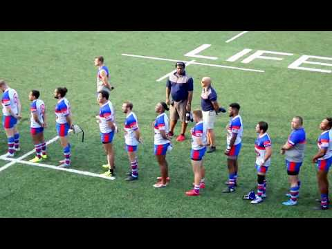 Atlanta Rhinos vs New York Knights