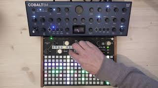 MODAL Cobalt 8M - Deep Dub Chords | Dub Techno Session #12