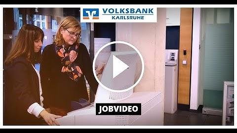 Privatkundenberater w/m/d, Festanstellung, Volksbank Karlsruhe eG, Karlsruhe, Stellenanzeige