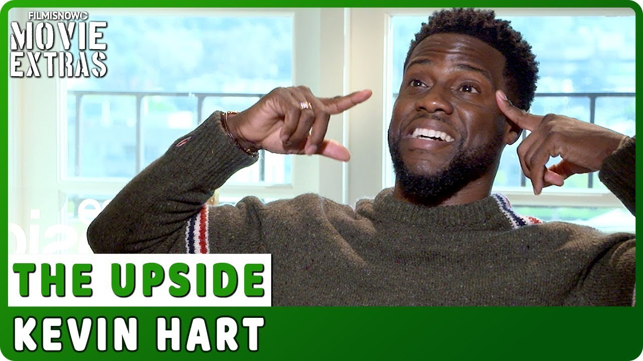 THE UPSIDE | Kevin Hart talks about the movie - Official Interview