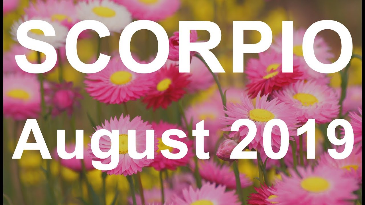 2019 scorpio tarot