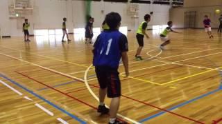 大阪市立大学ハンドボール(vs滋賀医①)20170717