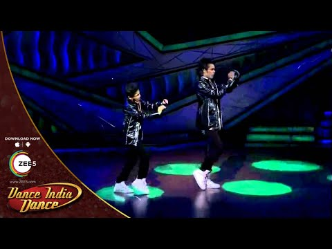DID Dance Ke Superkids - Prince & Rohan Dance Performance