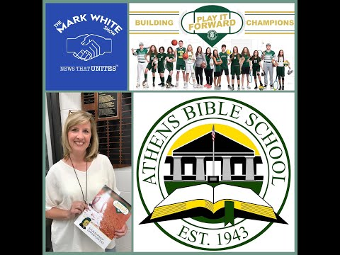 The MFH Good Deed Segment: Play It Forward Athens Bible School with Judith Shaver