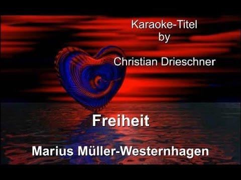 Freiheit - Marius Müller-Westernhagen - Karaoke