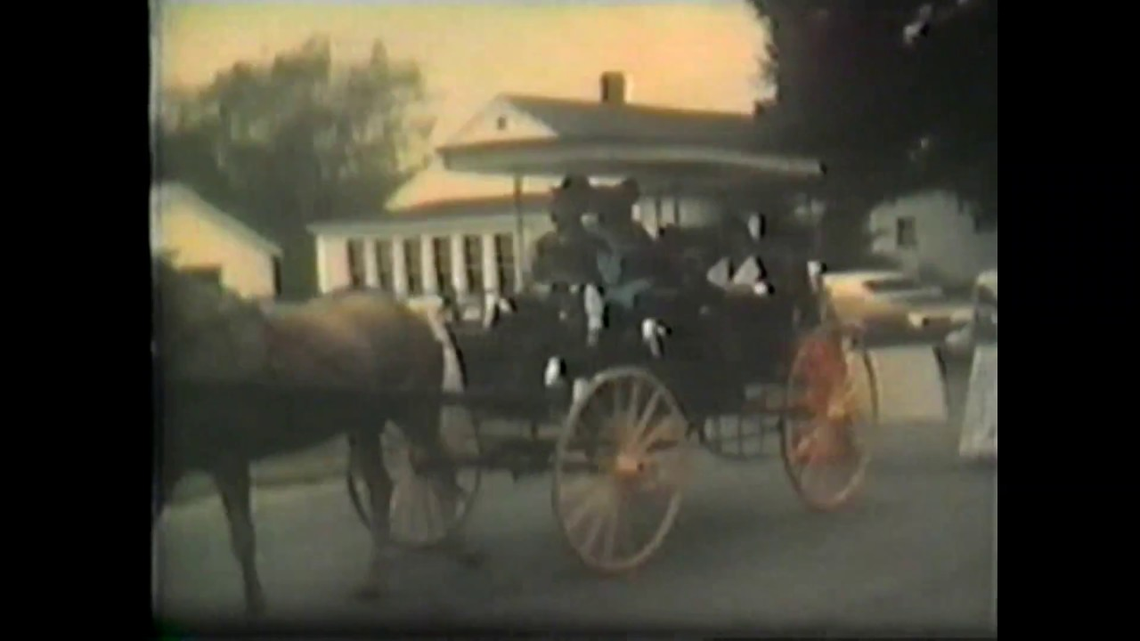 B. V. Home Movies - Champlain Parade & Field Day