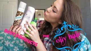 Best Products for Oily Hair