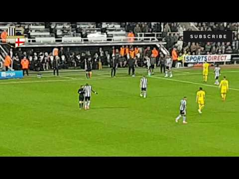 MATCHDAY EXPERIENCE | Newcastle United 1 Burton Albion 0 #FordeHaveMercy