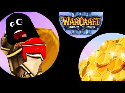 видео: Грабим банк в warcraft 3