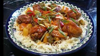 Приготовила это уйгурское блюдо и не пожалела! ДАПАНДЖИ / УЗБЕЧКА