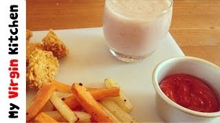 Cornflake Chicken Nugget Kids Happy Meal Recipe - Myvirginkitchen