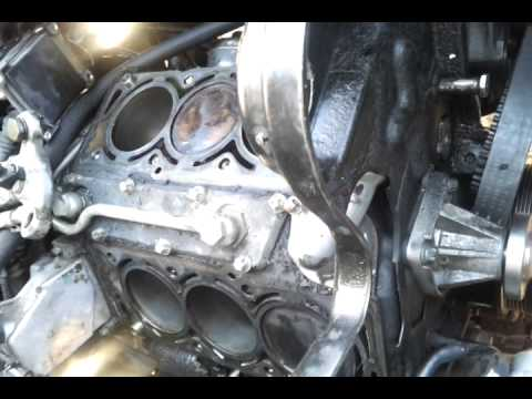 hqdefault top end head removal on 2003 saturn vue 3 0l v6 youtube