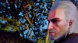 STUNNING Native 4K Resolution : The Witcher 3 PC Ultra Settings On Vizio M55-C2 4k tv