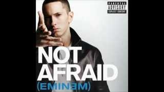 Not Afraid - Eminem (Instrumental with Hook)