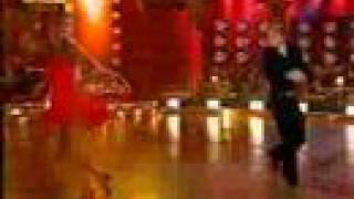 Vickie Jo Ringgaard & David Owe - Samba