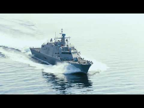 USS Indianapolis (LCS 17) Joins The Fleet