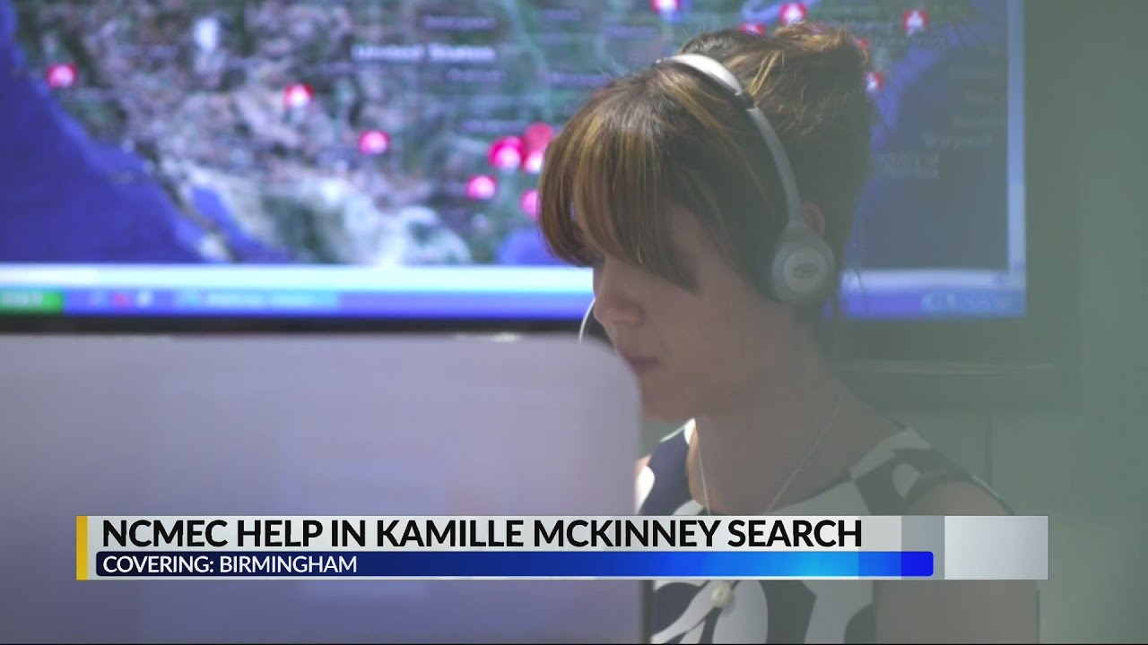 Search for Kamille McKinney: How to help, how not to help