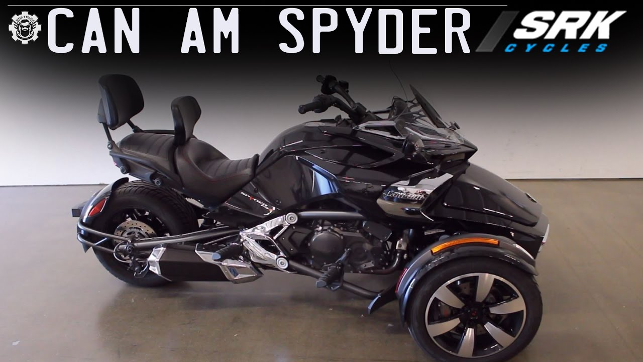 manual trans can am spyder f3s youtube rh youtube com Are Can-Am Spyder Automatic Are Can-Am Spyder Automatic