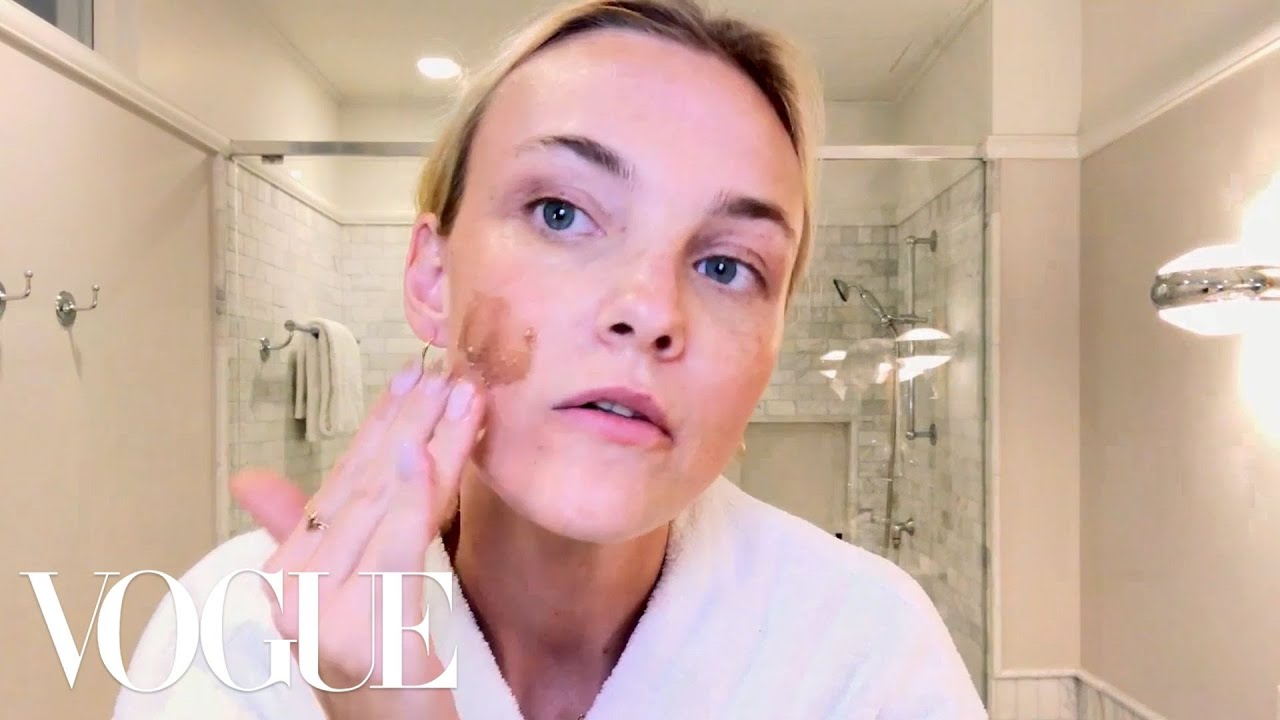 Supermodel Caroline Trentini's DIY Beauty Recipes for Sun, Surf, and Sand | Beauty Secrets | Vogue