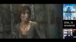 Rise of the Tomb Raider (PS4) LIVE Part 3