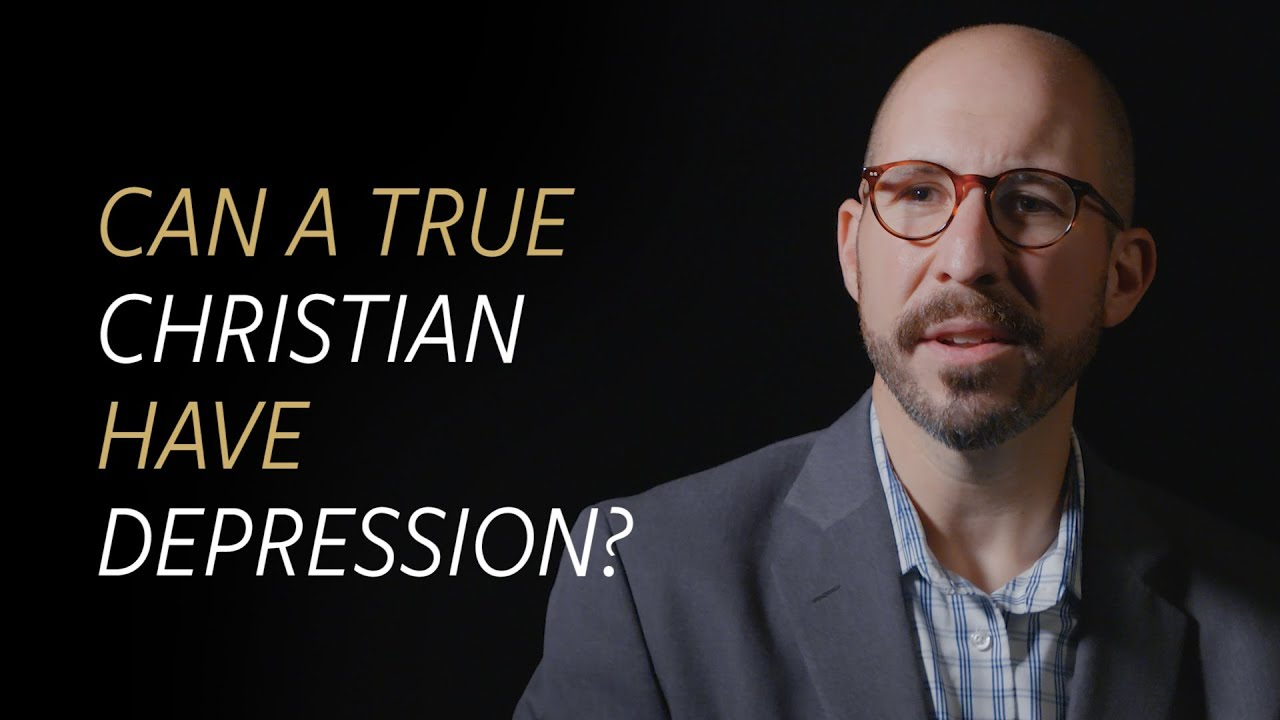 Can a true Christian have depression?