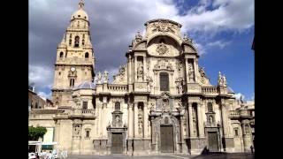 Достопримечательности Мурсии. Испания.(Королевство Испания - это страна с великой историей и культурой. Красивое, суверенное государство на юго-за..., 2015-05-12T11:39:31.000Z)