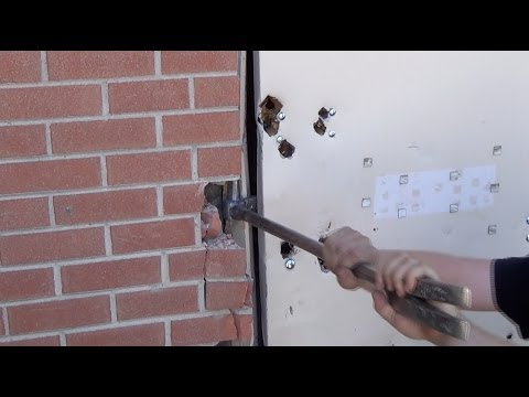 Outward Swinging Door Forcible Entry (Quick Tips)