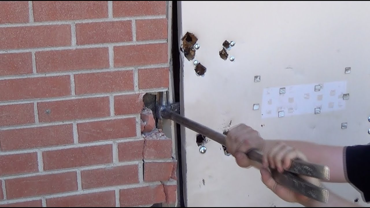 Outward Swinging Door Forcible Entry Quick Tips Youtube