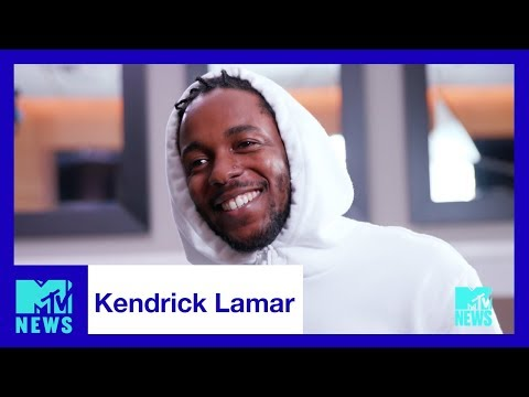 Kendrick Lamar on the Duality of 'DAMN.' & His 2017 VMA Performance | MTV News