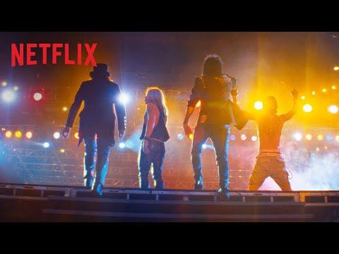 The Dirt: Mötley Crüe | Trailer ufficiale [HD] | Netflix