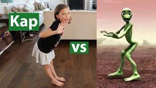 dame tu cosita green alien dance challenge