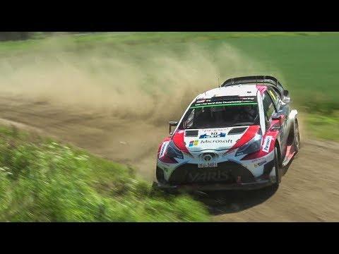 WRC Rally Finland 2017 | MAX ATTACK
