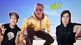REACTING TO Jake Paul - it's Everyday Bro REMIX ft. Gucci Mane