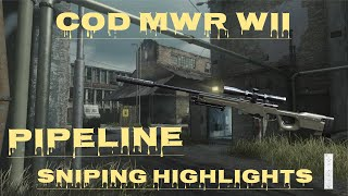 Pipeline - FULL Game w/Discord Gang! Sniping ONLINE Active Call of Duty MWR Wii Servers in 2020!