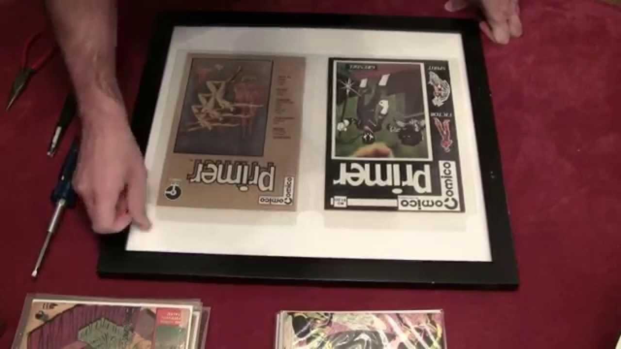 Framing Comics: Primer #2 and #5 -- ASMR -- Male, Soft-Spoken ...